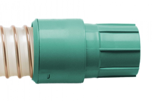 Turnable Hose Connectors for Food Contact