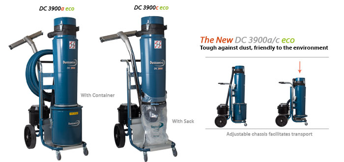 Dust Extractor DC 3900a/c ECO Dustcontrol